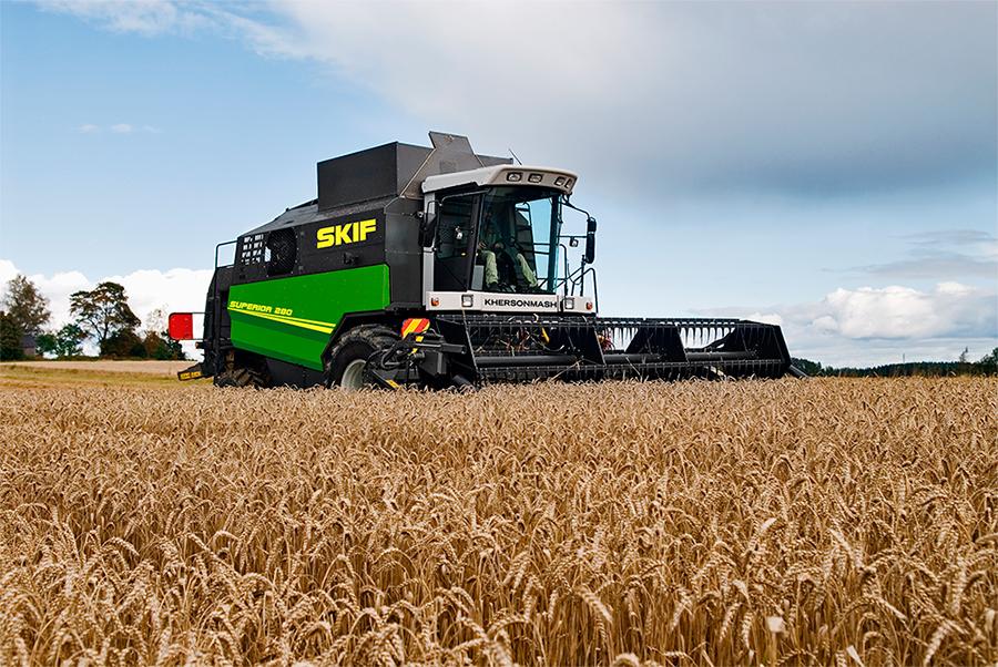 Жнива-2020: В Україні вже зібрано 58,3 млн тонн зерна