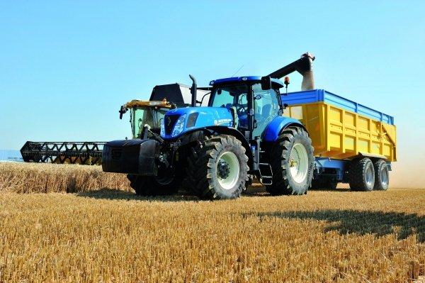 За 2020 рік продажі самохідної сільськогосподарської техніки зменшилися в середньому на 21%