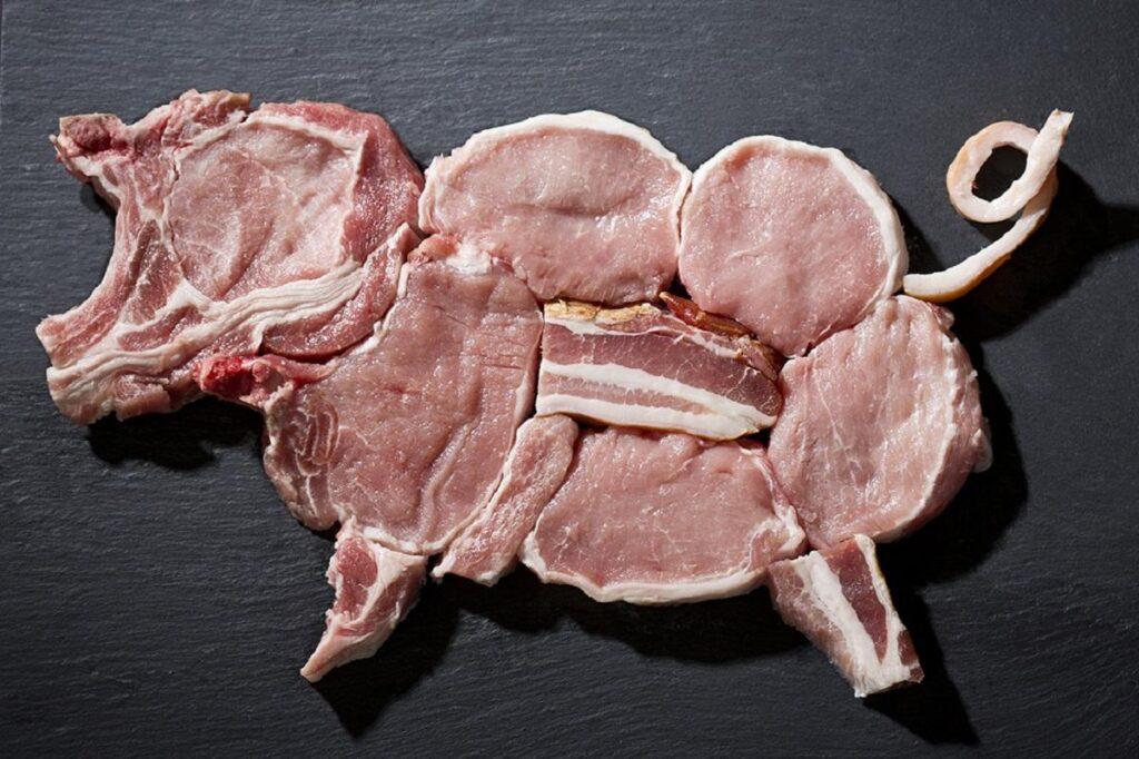 У березні імпорт свинини скоротився на 32%