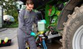 Робочий розчин без втрат ЗЗР: технологія CTS easyconnect полегшує життя аграріям