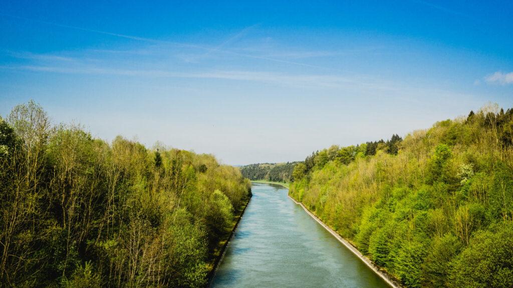Як Австрійська імперія за допомогою водних каналів хотіла переміщувати с/г продукцію через Галичину