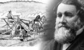 Сайрус Маккормік: винахідник першої жниварки на кінній тязі