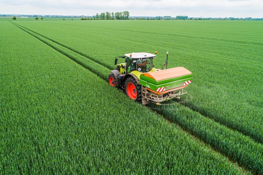 З Amazone вітер завжди на стороні фермерів