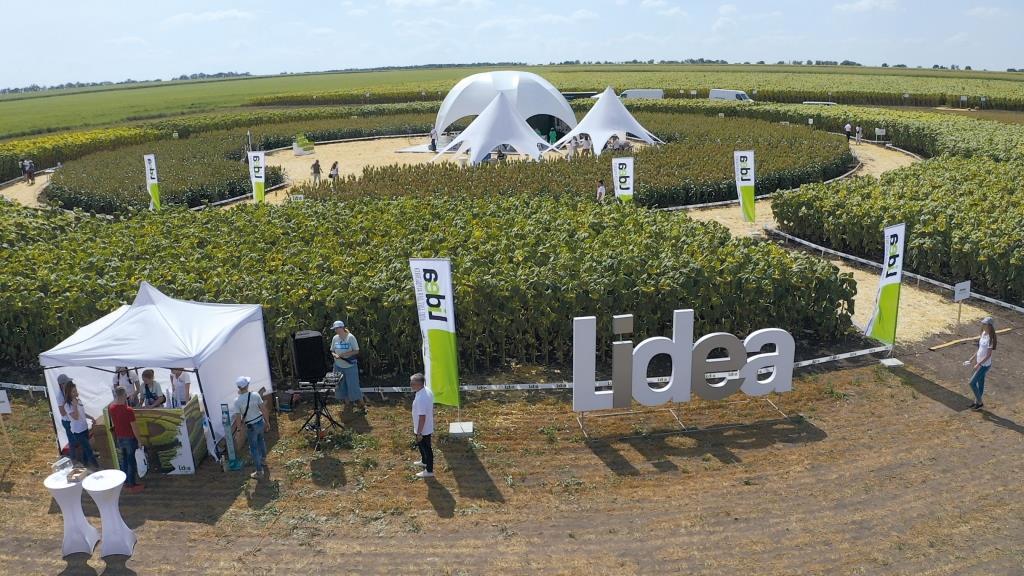 «Центр агрокультурних рішень» – насіннєвий бренд Lidea активно завойовує український ринок