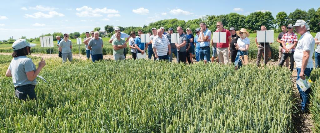 День поля у ПП «Західний Буг»: продукти, які підвищують ефективність агробізнесу
