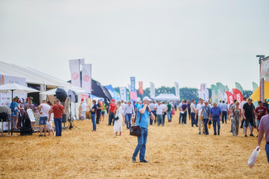«УКАБ Агротехнології. Центр»: свою ефективність продемонстрували понад 40 с/г агрегатів провідних брендів