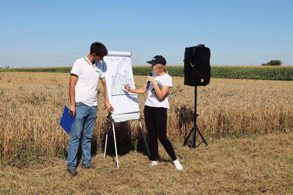 Збільшення прибутковості зернових колосових