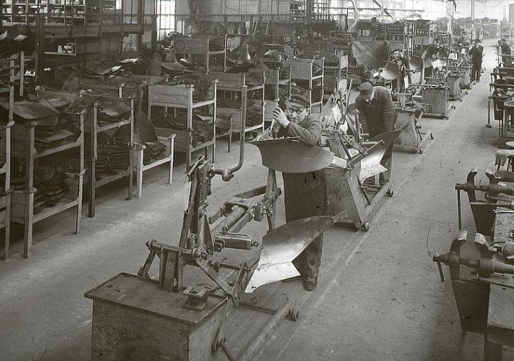Історія становлення компанії Lemken – лідера у виробництві с/г агрегатів