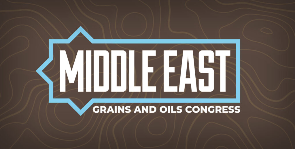 MIDDLE EAST GRAINS AND OILS CONGRESS