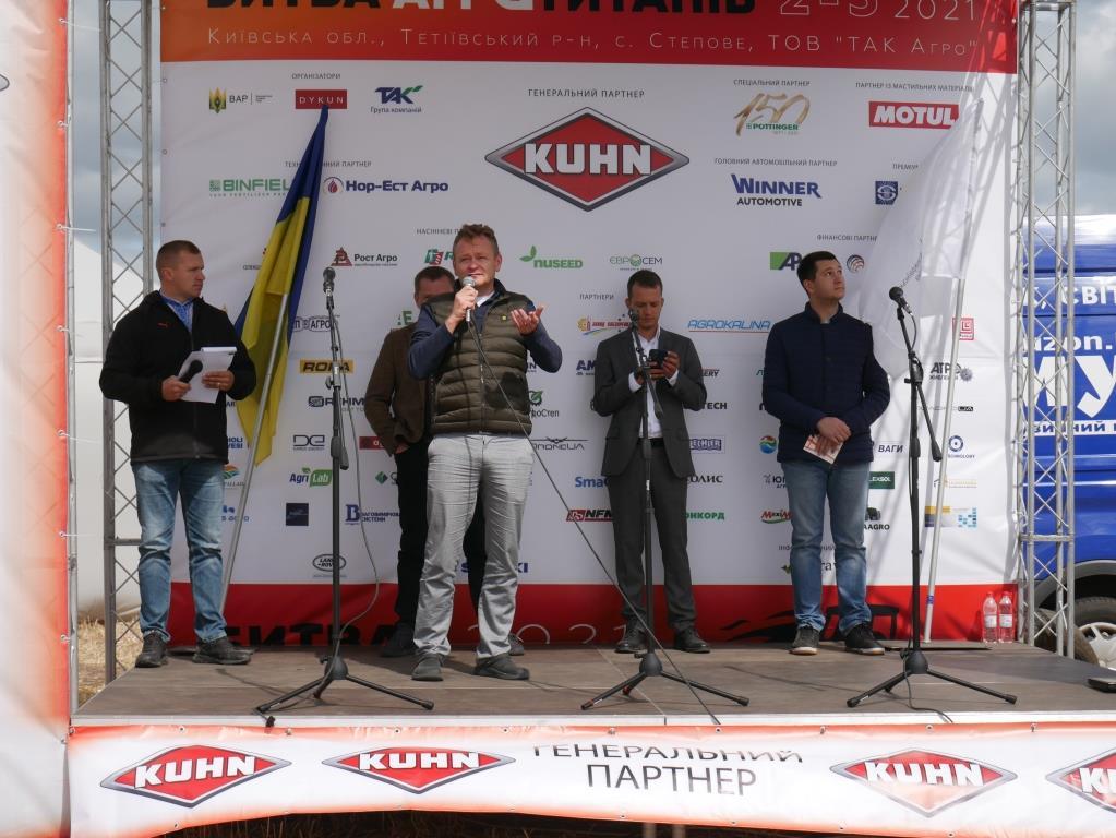 Перевір свій вибір полем – на Київщині відбулись протистояння с/г техніки іноземного та вітчизняного виробництва!