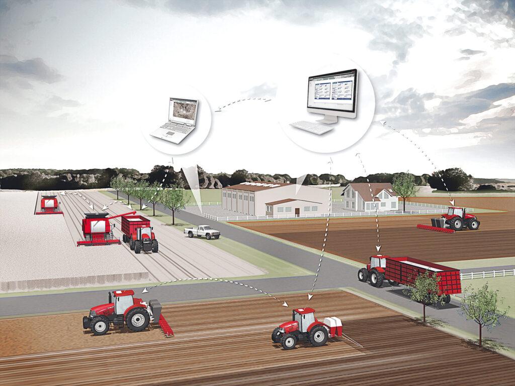 Системи точного землеробства від СASE IH: технології, які вражають